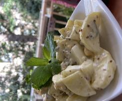 Houda's kid friendly potato salad