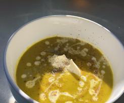 Lower Carb Carola's Pumpkin Soup