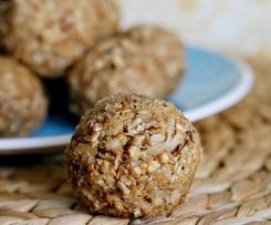 Crunch Protein Balls