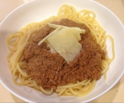 Kid-Friendly Super-Easy Spaghetti Bolognaise
