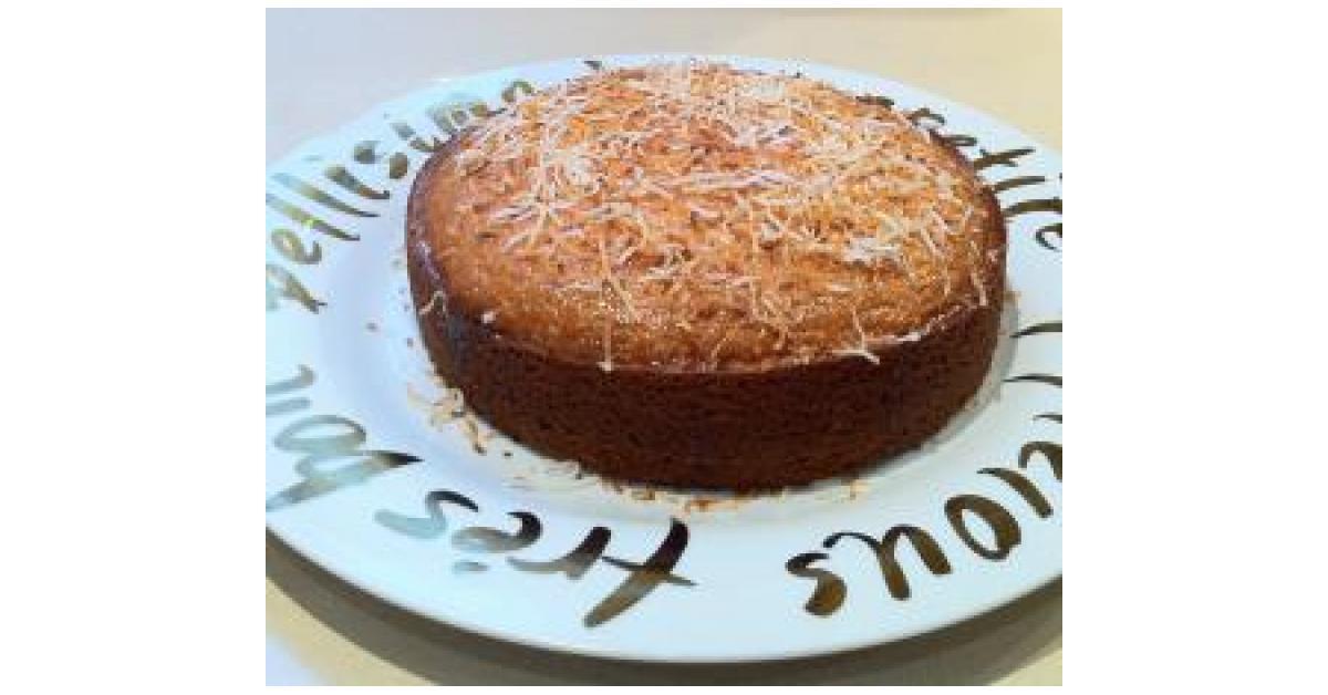 Thermomix Lemon Butter Cake