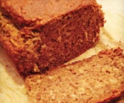 Healthy and Yummy Spelt Banana Bread Dairy Free