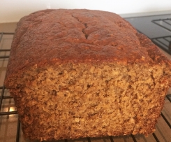 Banana & Oat Bread