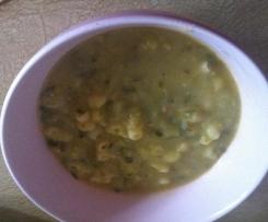 zucchini minestrone 3 ways