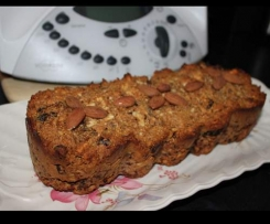 Gluten Free Fig and Almond Cake