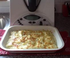 Gluten-free Cauliflower, potato & Parmesan mash