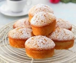 Lemon Friands