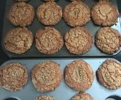 Coffee Streusel Muffins