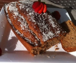 Strawberry & Coconut Bread