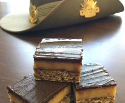 Thermonic Aussie caramel slice