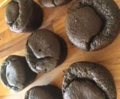 Low Salicylate/Low Chemical Magic Bean Cupcakes