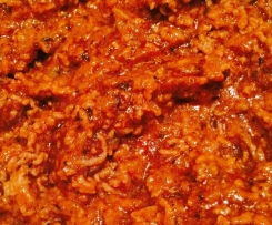 Donna's Spaghetti Bolognese