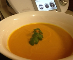 Tasty Pumpkin Soup