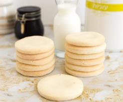 Super Simple Gluten Free Cookies (Allergy Free option)