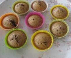 Gluten Free Muffins - Choc&nuts