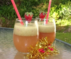 African Surprise Christmas Cocktail (Rooibos)