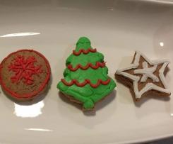 German Christmas Cookies (Pfefferkuchen)