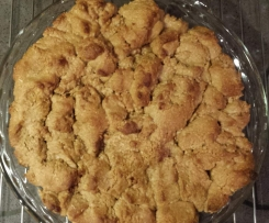 Cookies ANZAC Apple Crumble