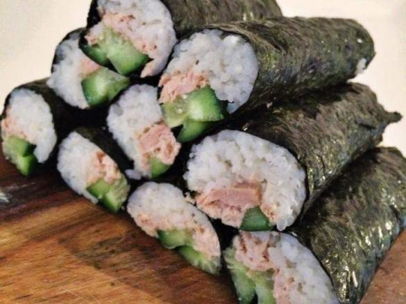 Perfect Sushi Rice By Aussie Tm5 Thermomixer A Thermomix Sup Sup Recipe In The Category Pasta Rice Dishes On Www Recipecommunity Com Au The Thermomix Sup Sup Community