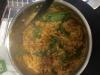 Creamy chorizo risotto