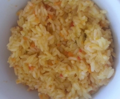 Chilean style rice