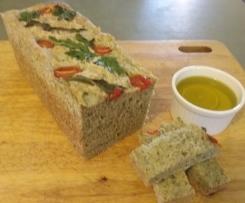 Tabbouleh Bread