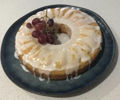 Whole bitter/lemon bundt cake