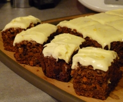 Edmonds Carrot Cake
