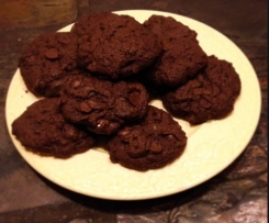 Kate's Choc Chip Bikkies