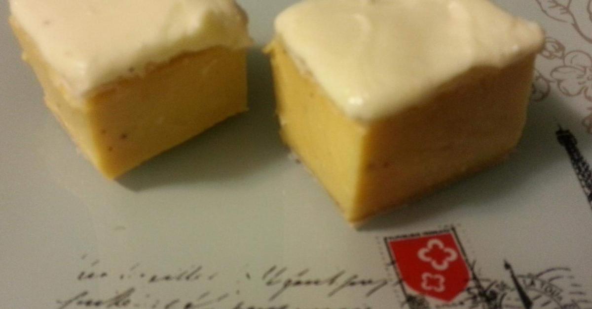 how to make vanilla slice recipe