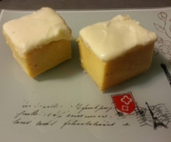 Old Fashioned Vanilla Slice