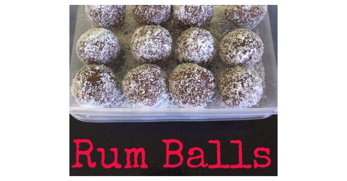 Rum Balls by laurenbrooke on www.recipecommunity.com.au