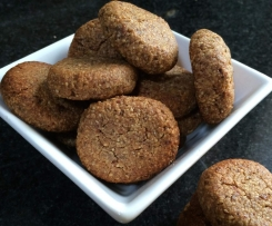 """""""Spiced Ginger Cookies"""" from Jenelle Purcell"""