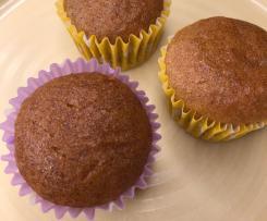 Eggless Mini Banana Bread Muffins