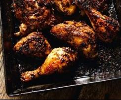 Gluten Free Roast Chicken with Sumac