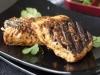 Miso Salmon with Sesame Greens - RECIPE COURTESY OF 28bysamwood.com