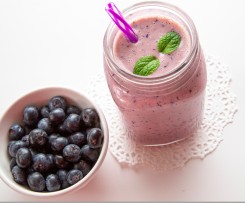 Blueberry Swirl Smoothie