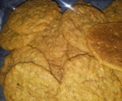 Anzac Biscuits - Oat and Gluten Free