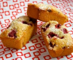 Clone of Raspberry Friands - Gluten Free