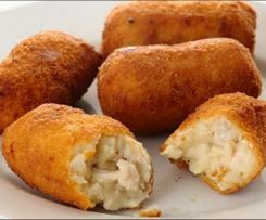 Croquettes of Chicken