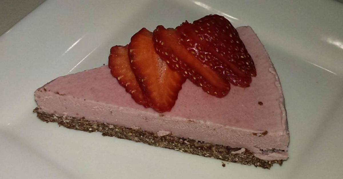 gluten free dairy free strawberry cheesecake by belinda copp thermomix consultant on www