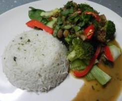Braised Asian Chicken