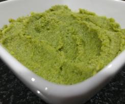 Broccoli Puree (6 months +)