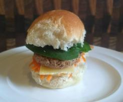 Beef Burgers / Sliders