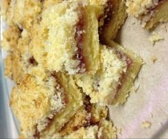 Nan's Raspberry Shortcake
