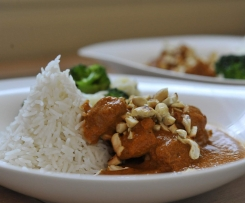 Butter Chicken without Butter