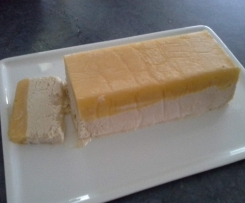Donna Hay's mango and coconut ice cream bars