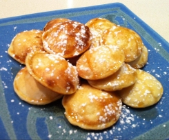 Poffertjes (Dutch Pancakes)