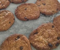 Penny's protein packed choc chip cookies
