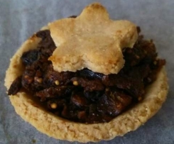 Paleo Christmas Mince Pies